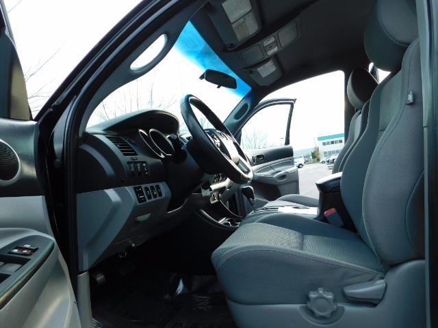 2014 Toyota Tacoma Double Cab 4WD TRD V6 LIFTED 1Owner FactoryWarrant - Photo 33 - Portland, OR 97217
