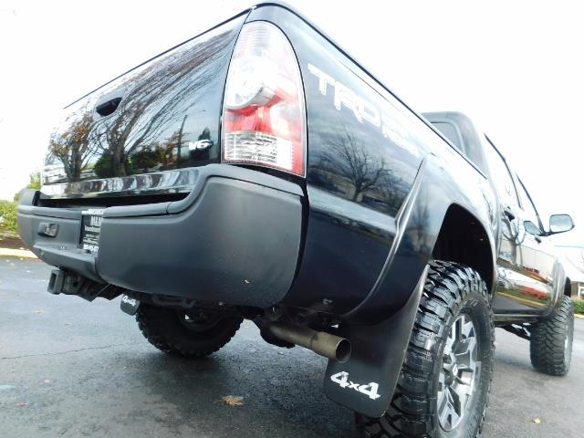 2014 Toyota Tacoma Double Cab 4WD TRD V6 LIFTED 1Owner FactoryWarrant - Photo 23 - Portland, OR 97217