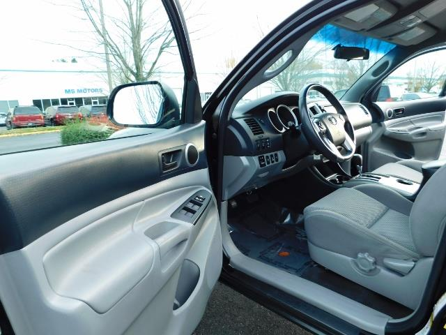 2014 Toyota Tacoma Double Cab 4WD TRD V6 LIFTED 1Owner FactoryWarrant - Photo 14 - Portland, OR 97217