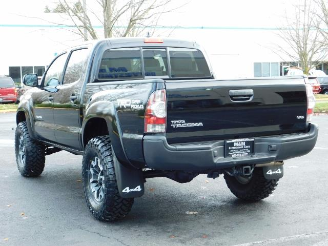 2014 Toyota Tacoma Double Cab 4WD TRD V6 LIFTED 1Owner FactoryWarrant - Photo 6 - Portland, OR 97217