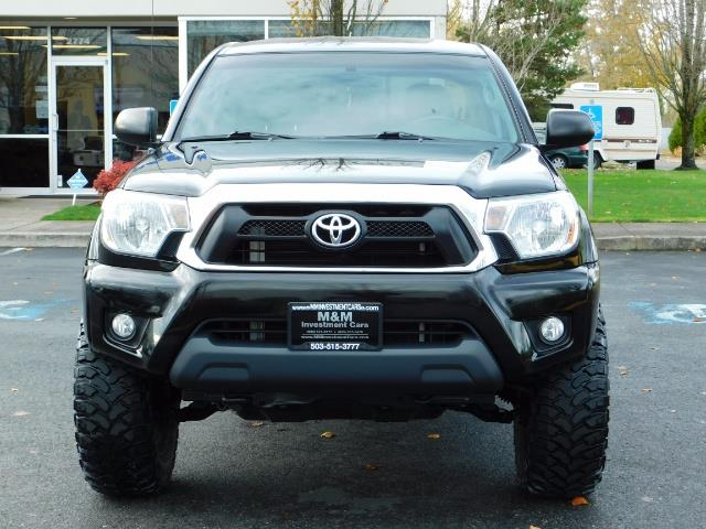 2014 Toyota Tacoma Double Cab 4WD TRD V6 LIFTED 1Owner FactoryWarrant - Photo 5 - Portland, OR 97217