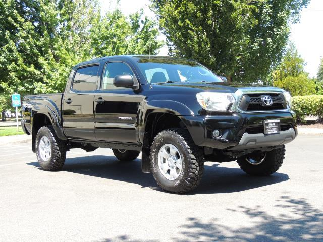 2014 Toyota Tacoma Double Cab 4WD TRD V6 LIFTED 1Owner FactoryWarrant - Photo 48 - Portland, OR 97217
