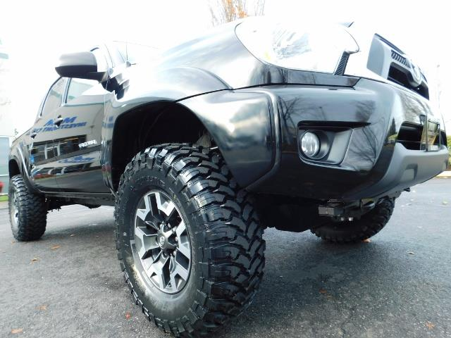 2014 Toyota Tacoma Double Cab 4WD TRD V6 LIFTED 1Owner FactoryWarrant - Photo 24 - Portland, OR 97217