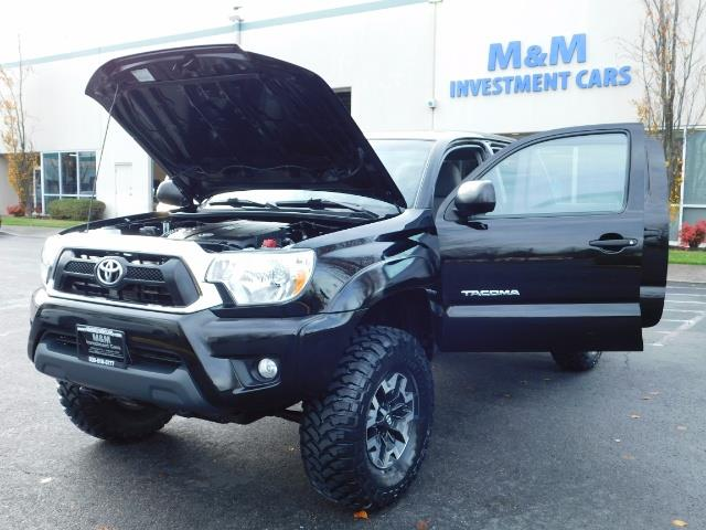 2014 Toyota Tacoma Double Cab 4WD TRD V6 LIFTED 1Owner FactoryWarrant - Photo 26 - Portland, OR 97217
