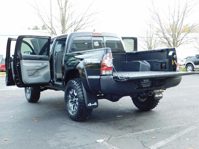 2014 Toyota Tacoma Double Cab 4WD TRD V6 LIFTED 1Owner FactoryWarrant - Photo 11 - Portland, OR 97217