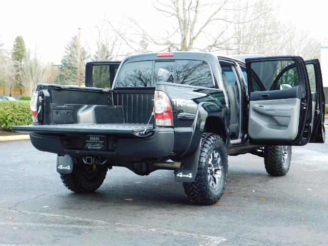 2014 Toyota Tacoma Double Cab 4WD TRD V6 LIFTED 1Owner FactoryWarrant - Photo 10 - Portland, OR 97217