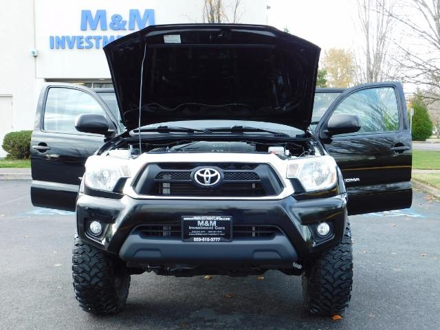 2014 Toyota Tacoma Double Cab 4WD TRD V6 LIFTED 1Owner FactoryWarrant - Photo 30 - Portland, OR 97217