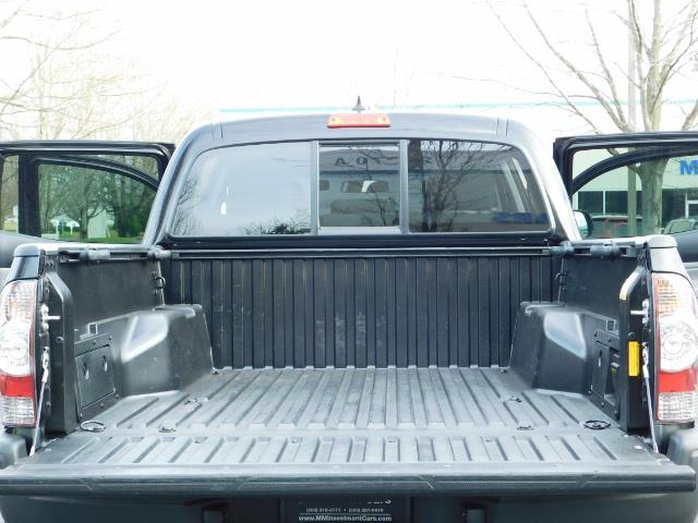 2014 Toyota Tacoma Double Cab 4WD TRD V6 LIFTED 1Owner FactoryWarrant - Photo 28 - Portland, OR 97217