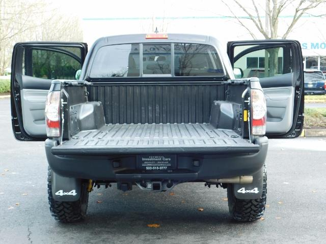 2014 Toyota Tacoma Double Cab 4WD TRD V6 LIFTED 1Owner FactoryWarrant - Photo 12 - Portland, OR 97217