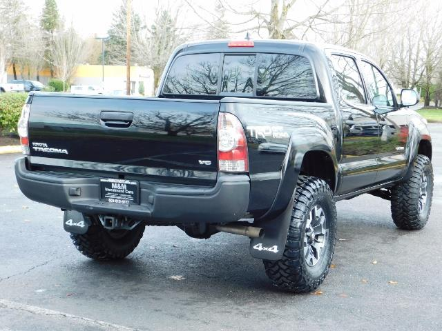 2014 Toyota Tacoma Double Cab 4WD TRD V6 LIFTED 1Owner FactoryWarrant - Photo 8 - Portland, OR 97217