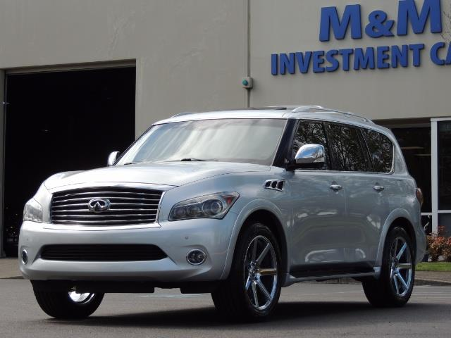 2011 Infiniti QX56 - Photo 53 - Portland, OR 97217