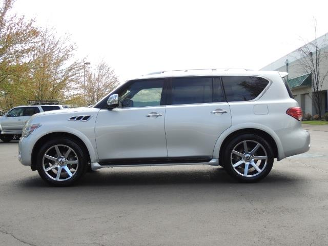 2011 Infiniti QX56 - Photo 3 - Portland, OR 97217