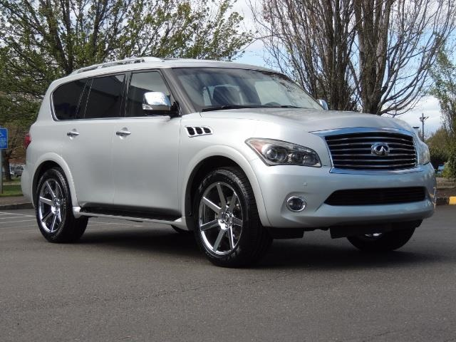2011 Infiniti QX56 - Photo 58 - Portland, OR 97217