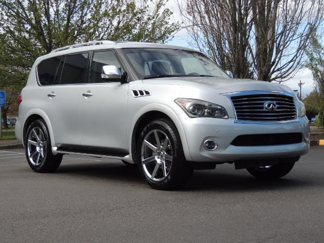 2011 Infiniti QX56 - Photo 2 - Portland, OR 97217