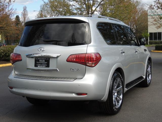 2011 Infiniti QX56 - Photo 8 - Portland, OR 97217