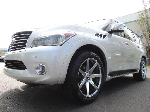 2011 Infiniti QX56 - Photo 9 - Portland, OR 97217