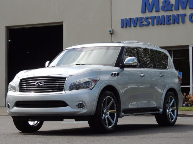 2011 Infiniti QX56 - Photo 1 - Portland, OR 97217