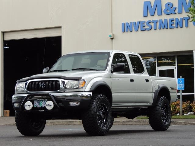 2004 Toyota Tacoma SR5 V6 4dr Double Cab / 4X4 / TRD OFF RD / LIFTED - Photo 41 - Portland, OR 97217