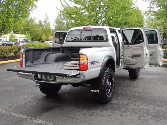 2004 Toyota Tacoma SR5 V6 4dr Double Cab / 4X4 / TRD OFF RD / LIFTED - Photo 29 - Portland, OR 97217