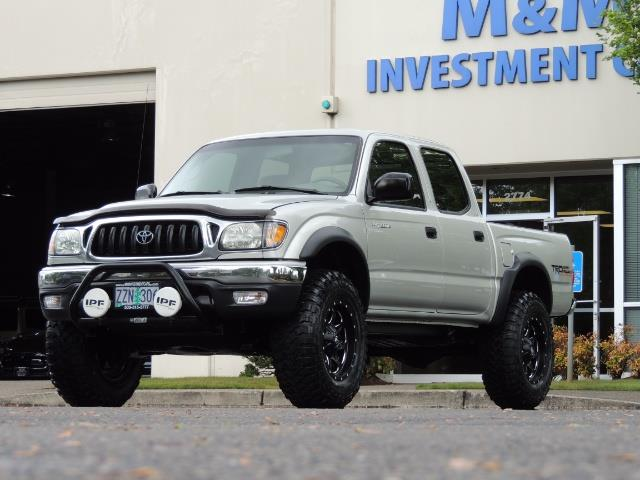 2004 Toyota Tacoma SR5 V6 4dr Double Cab / 4X4 / TRD OFF RD / LIFTED - Photo 47 - Portland, OR 97217