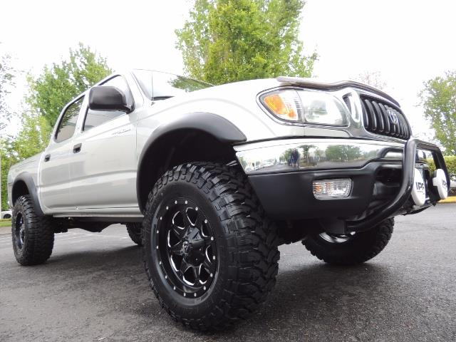 2004 Toyota Tacoma SR5 V6 4dr Double Cab / 4X4 / TRD OFF RD / LIFTED - Photo 10 - Portland, OR 97217