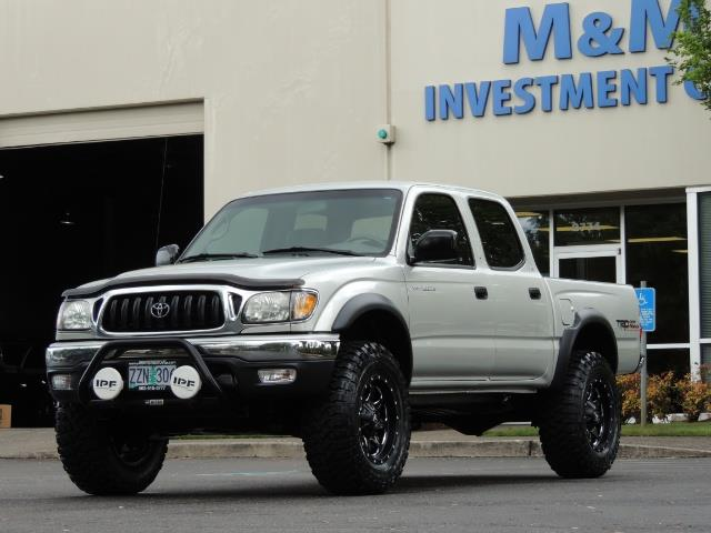 2004 Toyota Tacoma SR5 V6 4dr Double Cab / 4X4 / TRD OFF RD / LIFTED - Photo 44 - Portland, OR 97217
