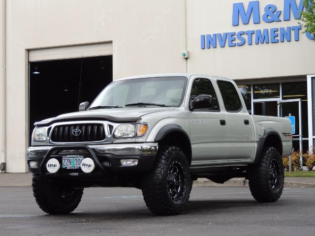 2004 Toyota Tacoma SR5 V6 4dr Double Cab / 4X4 / TRD OFF RD / LIFTED - Photo 46 - Portland, OR 97217