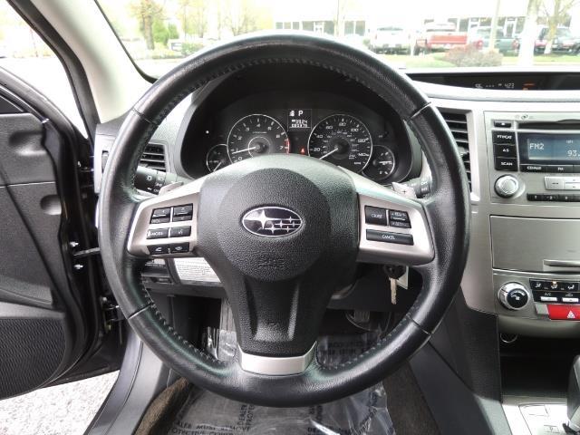 2012 Subaru Outback 2.5i Premium Wagon / ALL WHEEL DRIVE  / LOW MILES - Photo 27 - Portland, OR 97217