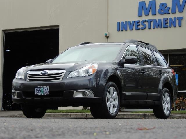 2012 Subaru Outback 2.5i Premium Wagon / ALL WHEEL DRIVE  / LOW MILES - Photo 41 - Portland, OR 97217