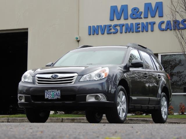 2012 Subaru Outback 2.5i Premium Wagon / ALL WHEEL DRIVE  / LOW MILES - Photo 42 - Portland, OR 97217