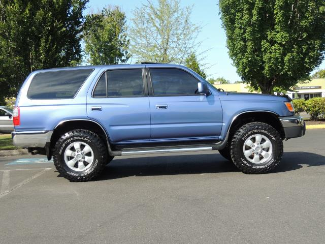 """2000 Toyota 4Runner SR5 4dr 4WD 3.4L 6Cyl LIFTED 33 """" Mud Tires - Photo 3 - Portland, OR 97217"""
