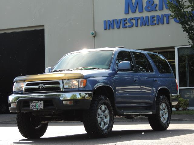 """2000 Toyota 4Runner SR5 4dr 4WD 3.4L 6Cyl LIFTED 33 """" Mud Tires - Photo 40 - Portland, OR 97217"""