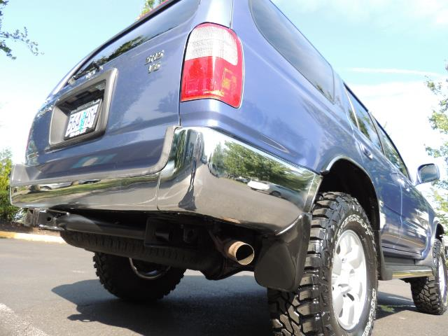 """2000 Toyota 4Runner SR5 4dr 4WD 3.4L 6Cyl LIFTED 33 """" Mud Tires - Photo 22 - Portland, OR 97217"""