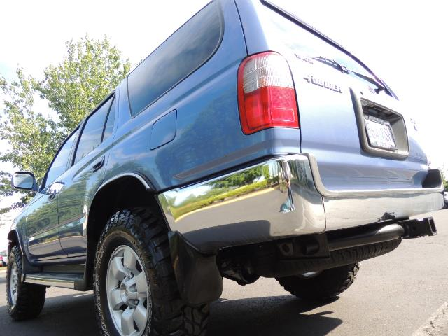 """2000 Toyota 4Runner SR5 4dr 4WD 3.4L 6Cyl LIFTED 33 """" Mud Tires - Photo 23 - Portland, OR 97217"""