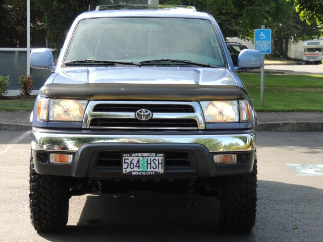 """2000 Toyota 4Runner SR5 4dr 4WD 3.4L 6Cyl LIFTED 33 """" Mud Tires - Photo 5 - Portland, OR 97217"""