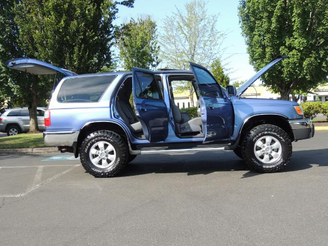 """2000 Toyota 4Runner SR5 4dr 4WD 3.4L 6Cyl LIFTED 33 """" Mud Tires - Photo 10 - Portland, OR 97217"""