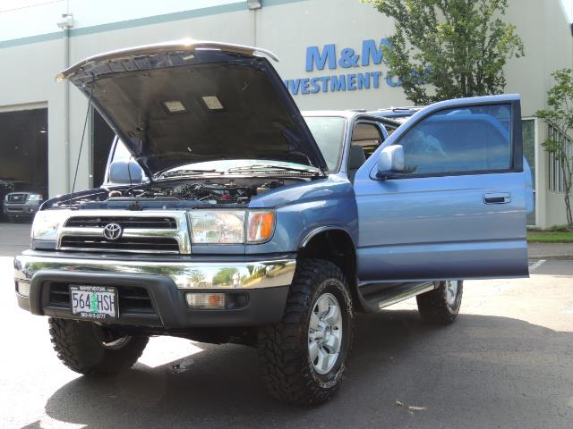 """2000 Toyota 4Runner SR5 4dr 4WD 3.4L 6Cyl LIFTED 33 """" Mud Tires - Photo 25 - Portland, OR 97217"""