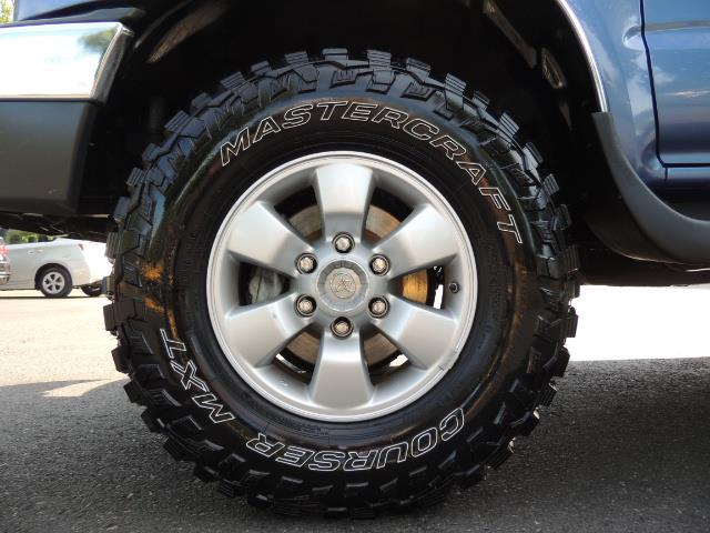 """2000 Toyota 4Runner SR5 4dr 4WD 3.4L 6Cyl LIFTED 33 """" Mud Tires - Photo 20 - Portland, OR 97217"""