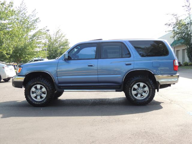 """2000 Toyota 4Runner SR5 4dr 4WD 3.4L 6Cyl LIFTED 33 """" Mud Tires - Photo 4 - Portland, OR 97217"""