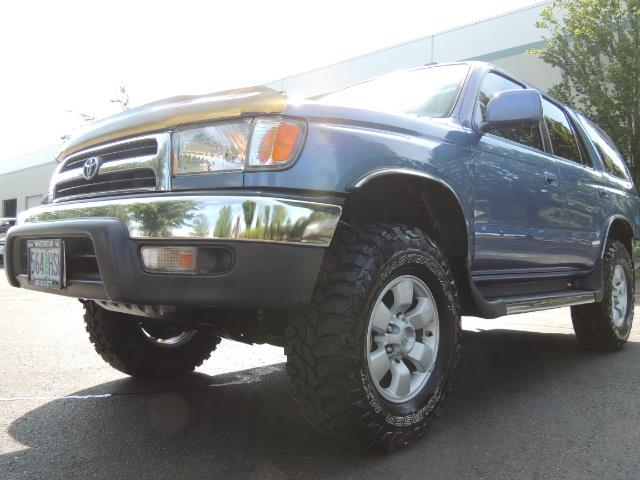 """2000 Toyota 4Runner SR5 4dr 4WD 3.4L 6Cyl LIFTED 33 """" Mud Tires - Photo 39 - Portland, OR 97217"""