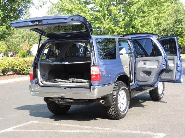 """2000 Toyota 4Runner SR5 4dr 4WD 3.4L 6Cyl LIFTED 33 """" Mud Tires - Photo 27 - Portland, OR 97217"""