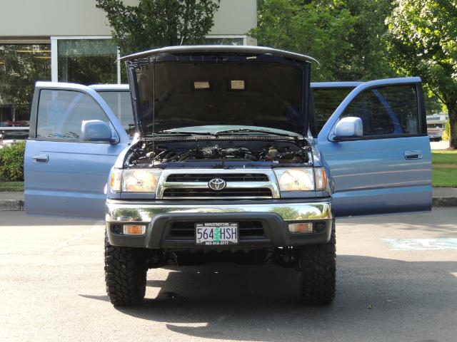 """2000 Toyota 4Runner SR5 4dr 4WD 3.4L 6Cyl LIFTED 33 """" Mud Tires - Photo 29 - Portland, OR 97217"""