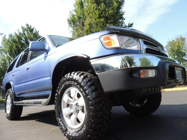 """2000 Toyota 4Runner SR5 4dr 4WD 3.4L 6Cyl LIFTED 33 """" Mud Tires - Photo 24 - Portland, OR 97217"""