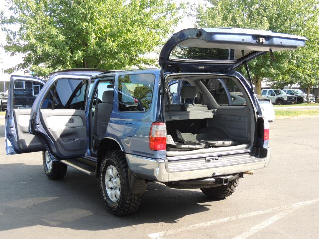 """2000 Toyota 4Runner SR5 4dr 4WD 3.4L 6Cyl LIFTED 33 """" Mud Tires - Photo 26 - Portland, OR 97217"""