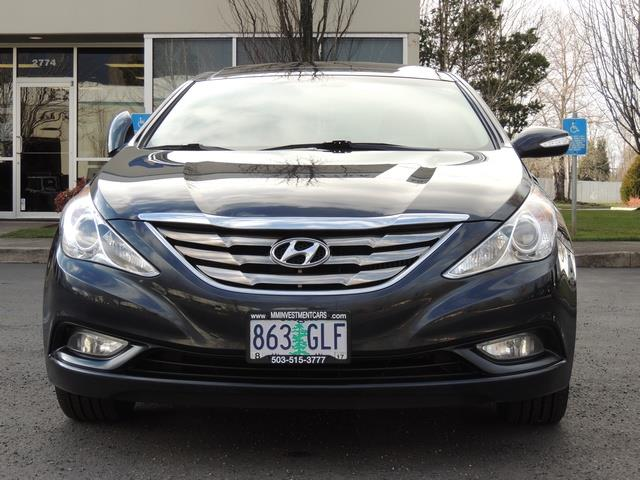 2013 Hyundai Sonata 2.0T Limited w/Navi / Leather / Loaded / 1-OWNER - Photo 5 - Portland, OR 97217