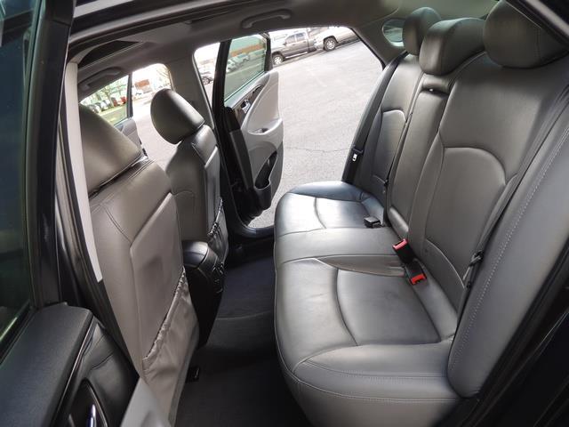 2013 Hyundai Sonata 2.0T Limited w/Navi / Leather / Loaded / 1-OWNER - Photo 15 - Portland, OR 97217