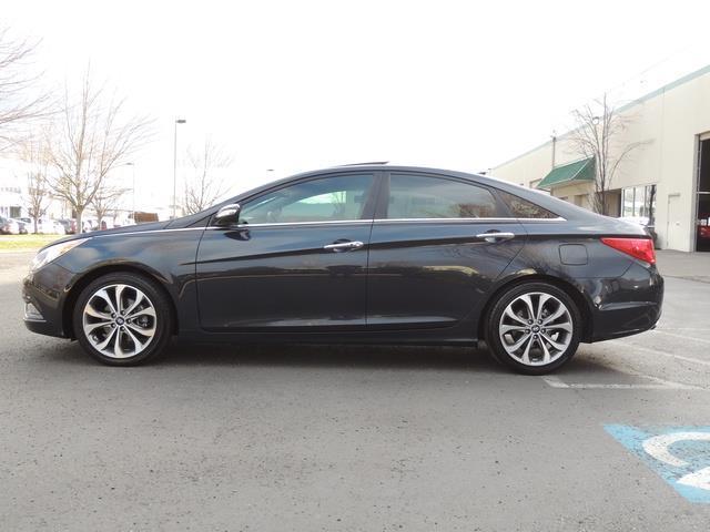 2013 Hyundai Sonata 2.0T Limited w/Navi / Leather / Loaded / 1-OWNER - Photo 3 - Portland, OR 97217