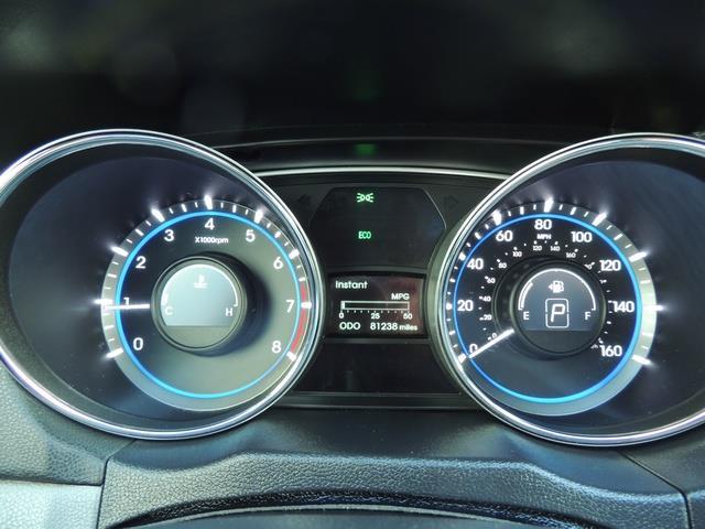 2013 Hyundai Sonata 2.0T Limited w/Navi / Leather / Loaded / 1-OWNER - Photo 39 - Portland, OR 97217