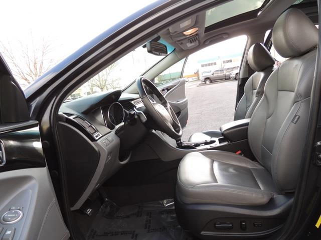 2013 Hyundai Sonata 2.0T Limited w/Navi / Leather / Loaded / 1-OWNER - Photo 14 - Portland, OR 97217