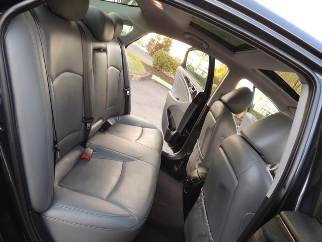 2013 Hyundai Sonata 2.0T Limited w/Navi / Leather / Loaded / 1-OWNER - Photo 16 - Portland, OR 97217